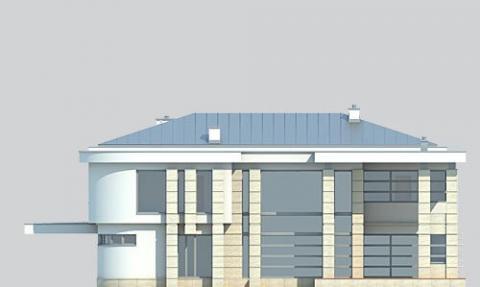 Фасад проекта LK&907