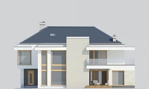 Фасад проекта LK&929