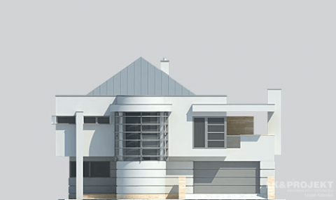 Фасад проекта LK&875