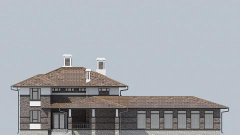 Фасад проекта 84-18