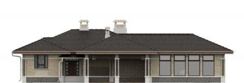 Фасад проекта 84-43