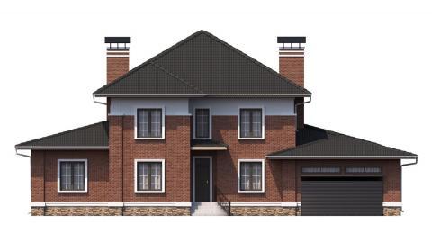 Фасад проекта 96-39
