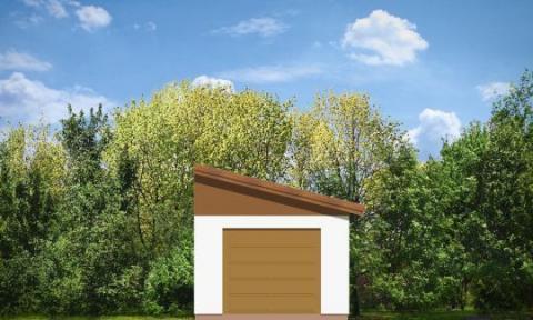 Фасад проекта BG09