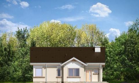 Фасад проекта Киприан-2