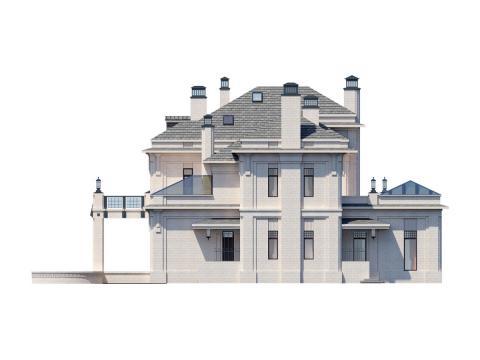 Фасад проекта Вена