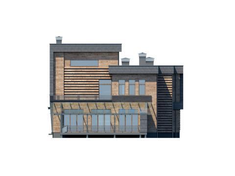 Фасад проекта Норден