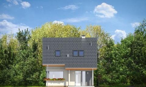Фасад проекта Микрус