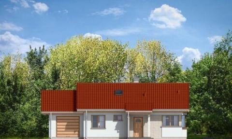 Фасад проекта Жемчужина-2