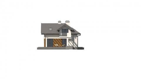 Фасад проекта Z150
