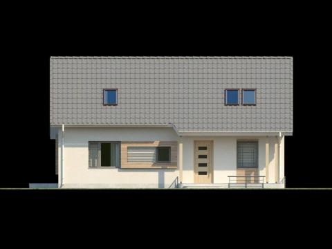Фасад проекта Z111