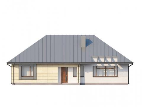 Фасад проекта Z140