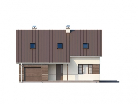 Фасад проекта Z148