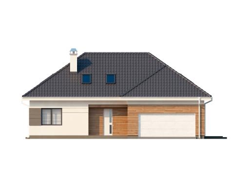 Фасад проекта Z173