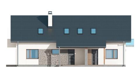 Фасад проекта Z184