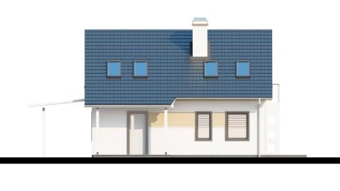 Фасад проекта Z216