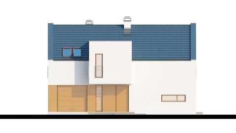 Фасад проекта Z222