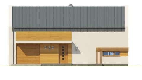 Фасад проекта Z232
