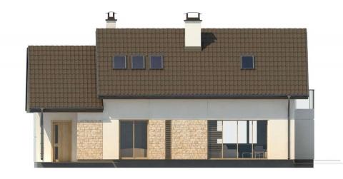 Фасад проекта Z318