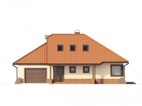 Фасад проекта Z56