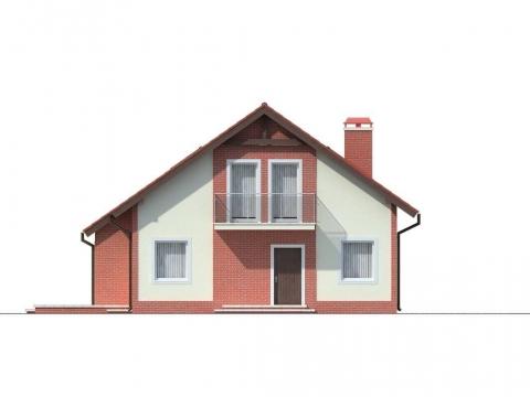 Фасад проекта Z63