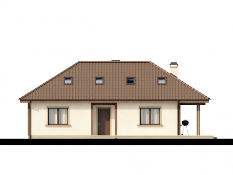Фасад проекта Z85