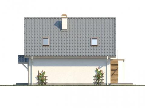 Фасад проекта Z99