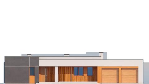 Фасад проекта Zx102