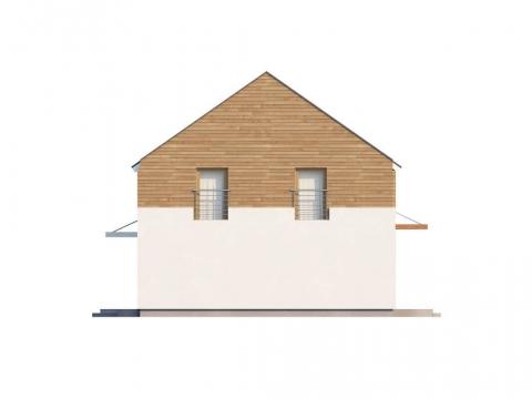 Фасад проекта Zx11