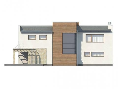 Фасад проекта Zx15