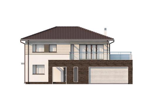 Фасад проекта Zx26