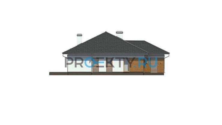 Фасады проекта Z303