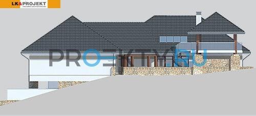 Фасады проекта LK&713