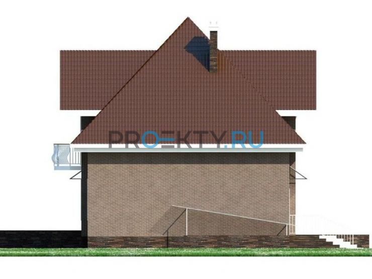 Фасады проекта Борестан
