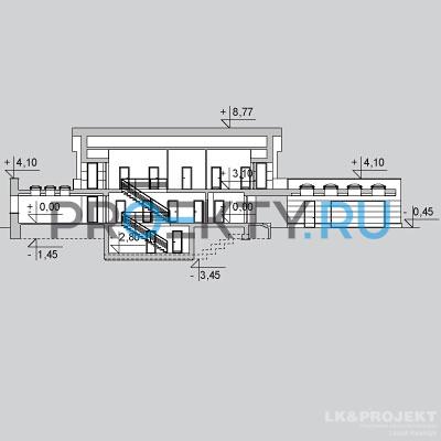 Фасады проекта LK&1082