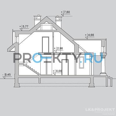 Фасады проекта LK&866