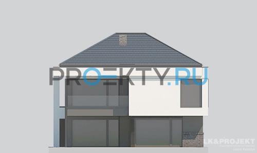 Фасады проекта LK&1136