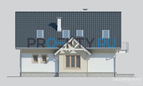 Фасады проекта LK&650
