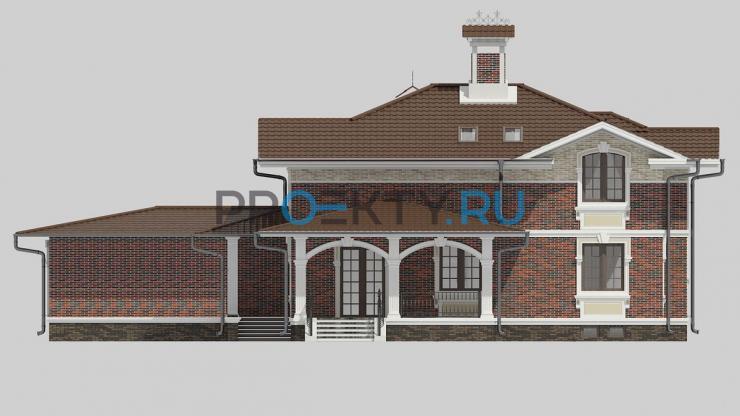 Фасады проекта 83-66