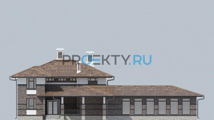 Фасады проекта 84-18
