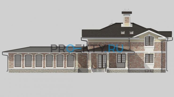 Фасады проекта 84-68