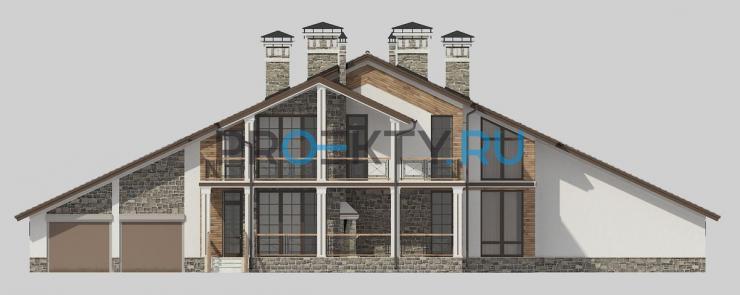 Фасады проекта 85-00