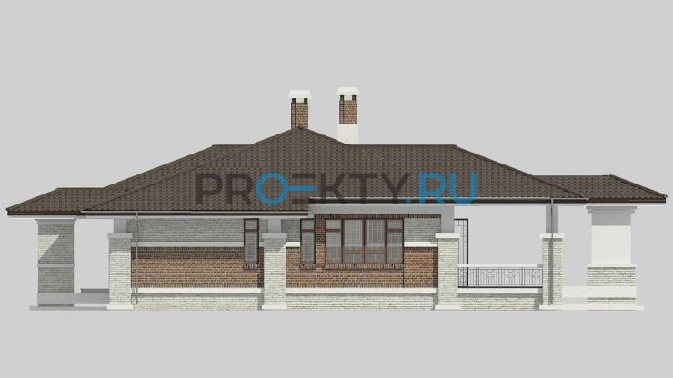 Фасады проекта 91-02