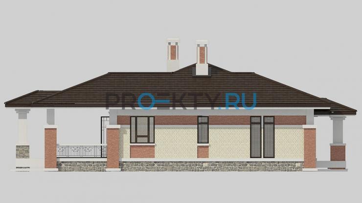 Фасады проекта 91-28