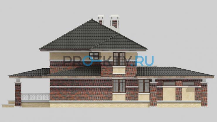 Фасады проекта 93-06