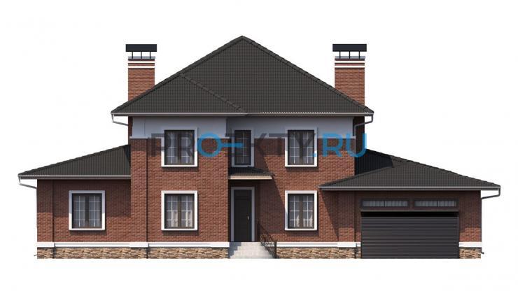 Фасады проекта 96-39