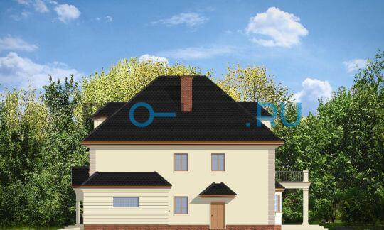 Фасады проекта Агат