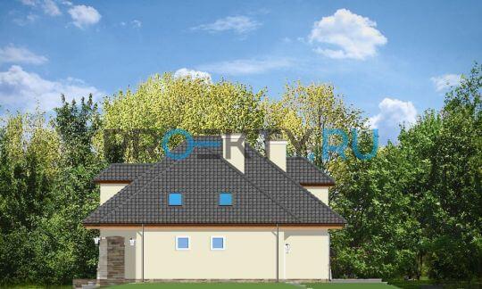 Фасады проекта Агнешка-2