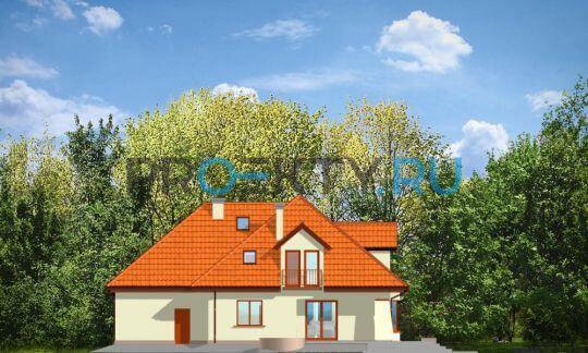 Фасады проекта Агнешка