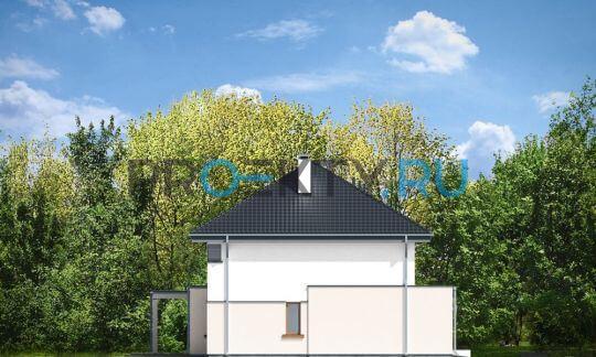 Фасады проекта Артемида