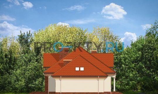 Фасады проекта Бенедикт-5